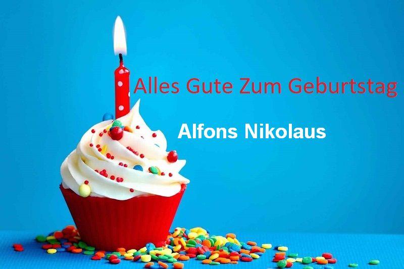 Alles Gute Zum Geburtstag Alfons Nikolaus bilder - Alles Gute Zum Geburtstag Alfons Nikolaus bilder