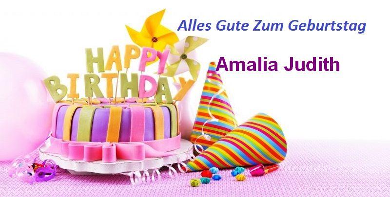 Alles Gute Zum Geburtstag Amalia Judith bilder - Alles Gute Zum Geburtstag Amalia Judith bilder