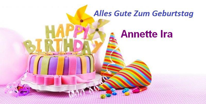 Alles Gute Zum Geburtstag Annette Ira bilder - Alles Gute Zum Geburtstag Annette Ira bilder
