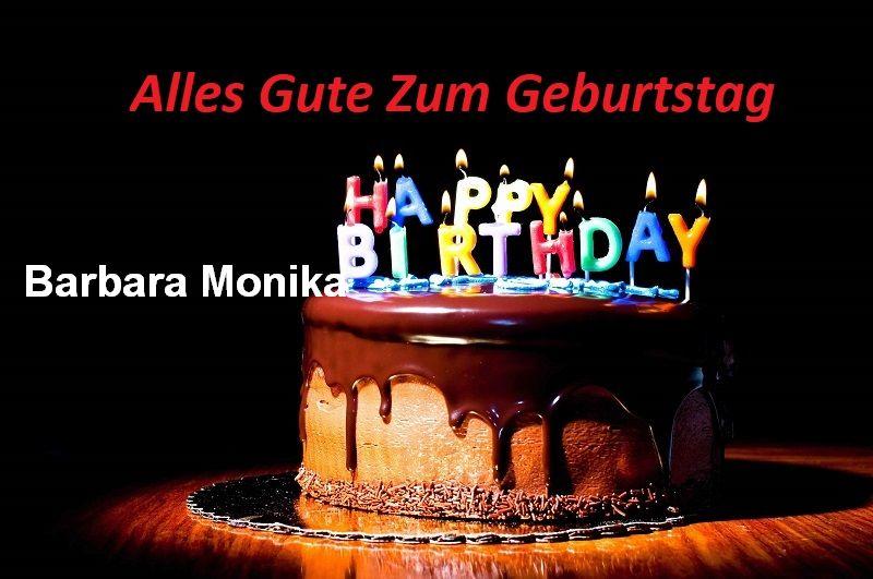 Alles Gute Zum Geburtstag Barbara Monika bilder - Alles Gute Zum Geburtstag Barbara Monika bilder