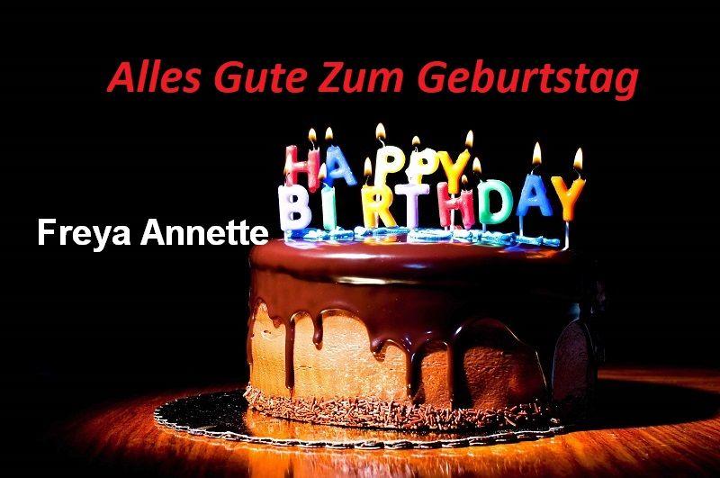 Alles Gute Zum Geburtstag Freya Annette bilder - Alles Gute Zum Geburtstag Freya Annette bilder