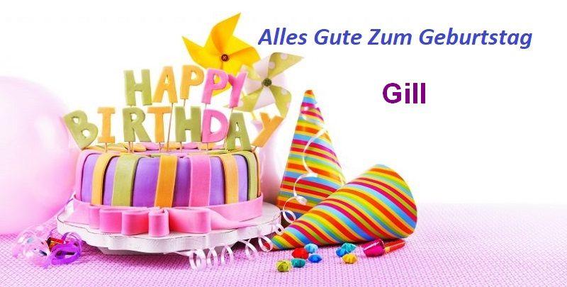 Alles Gute Zum Geburtstag Gill bilder - Alles Gute Zum Geburtstag Gill bilder