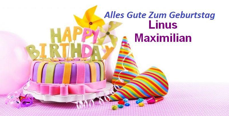 Alles Gute Zum Geburtstag Linus Maximilian bilder - Alles Gute Zum Geburtstag Linus Maximilian bilder
