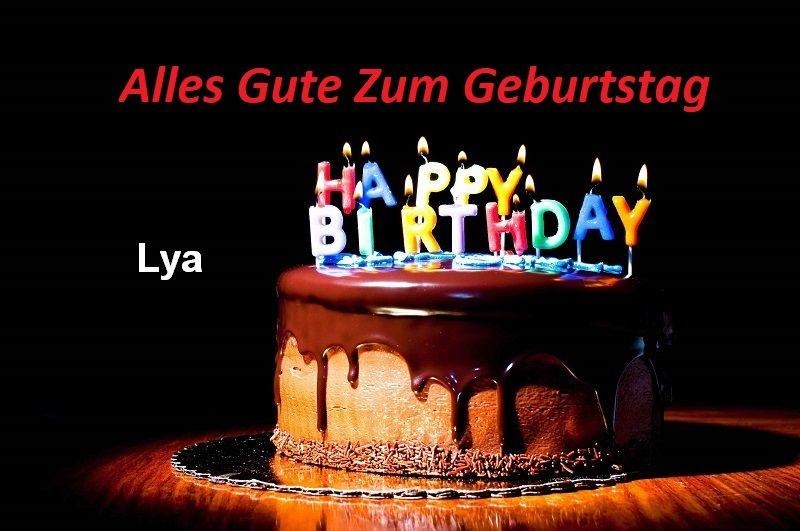 Alles Gute Zum Geburtstag Lya bilder - Alles Gute Zum Geburtstag Lya bilder