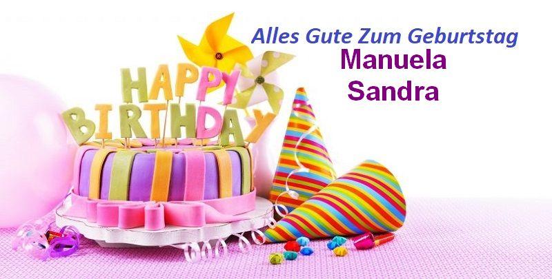 Alles Gute Zum Geburtstag Manuela Sandra bilder - Alles Gute Zum Geburtstag Manuela Sandra bilder
