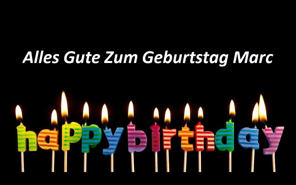 Alles Gute Zum Geburtstag Marc 3 - Alles Gute Zum Geburtstag Marc bilder