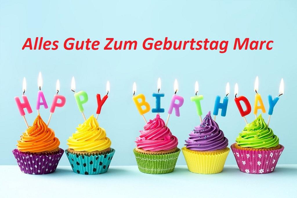 Alles Gute Zum Geburtstag Marc