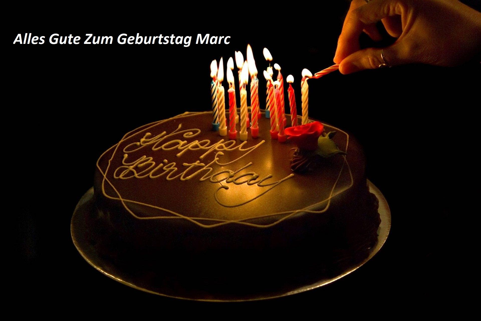 Alles Gute Zum Geburtstag Marc 5 - Alles Gute Zum Geburtstag Marc bilder