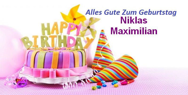 Alles Gute Zum Geburtstag Niklas Maximilian bilder - Alles Gute Zum Geburtstag Niklas Maximilian bilder