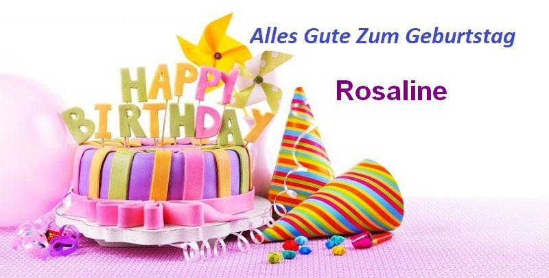Alles Gute Zum Geburtstag Rosaline bilder - Alles Gute Zum Geburtstag Rosaline bilder
