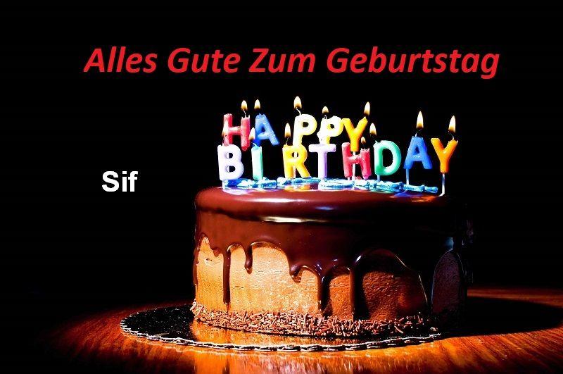 Alles Gute Zum Geburtstag Sif bilder - Alles Gute Zum Geburtstag Sif bilder