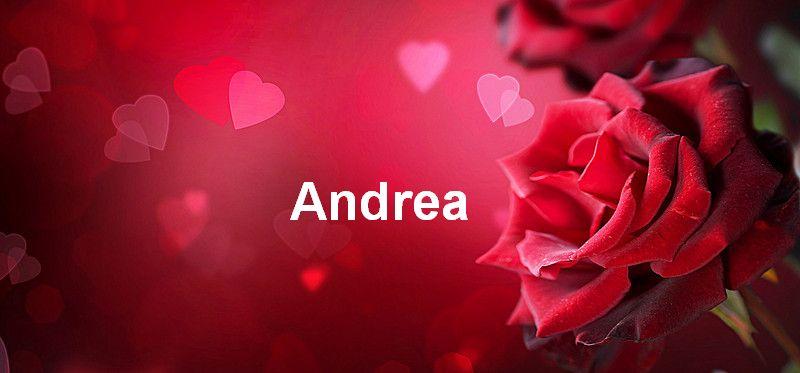 Bilder mit namen Andrea - Bilder mit namen Andrea