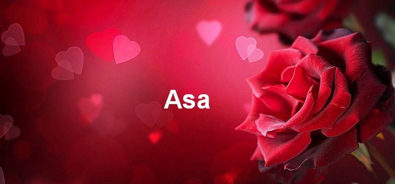 Bilder mit namen Asa - Bilder mit namen Asa