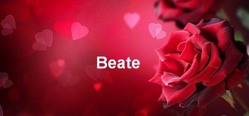 Bilder mit namen Beate - Bilder mit namen Beate