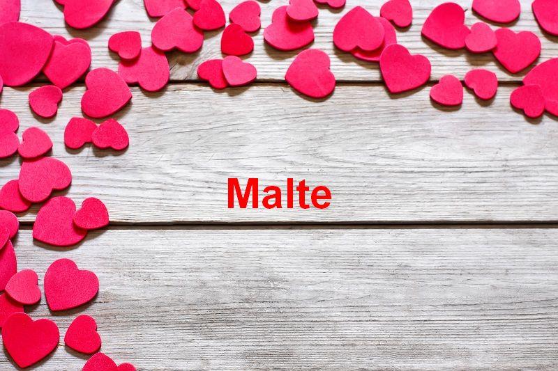 Bilder mit namen Malte - Bilder mit namen Malte