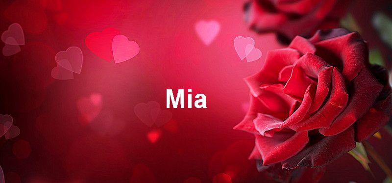 Bilder mit namen Mia - Bilder mit namen Mia