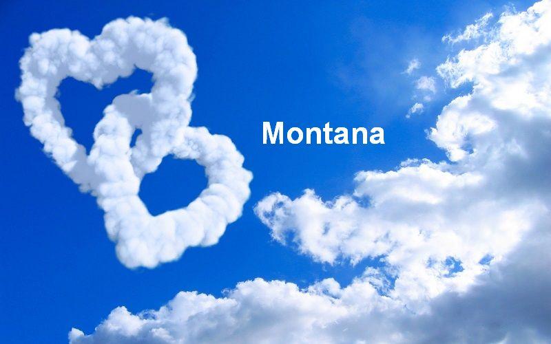 Bilder mit namen Montana - Bilder mit namen Montana