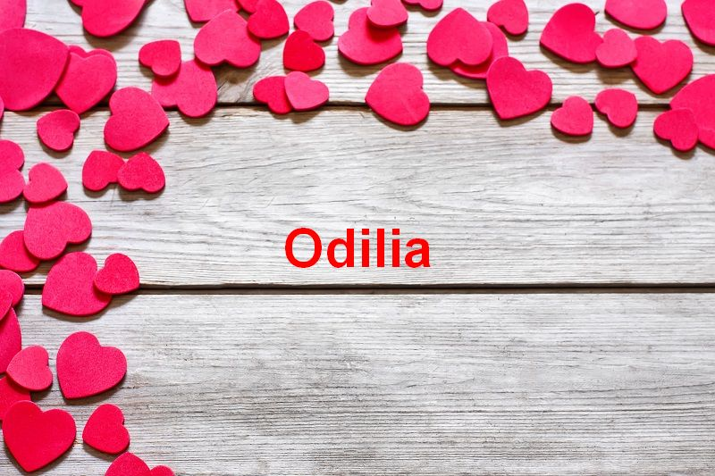 Bilder mit namen Odilia - Bilder mit namen Odilia