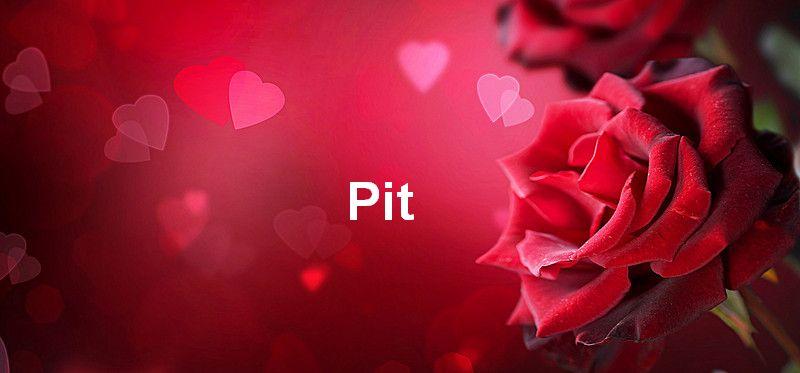 Bilder mit namen Pit - Bilder mit namen Pit