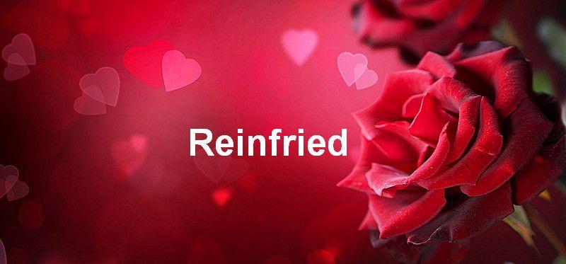 Bilder mit namen Reinfried - Bilder mit namen Reinfried