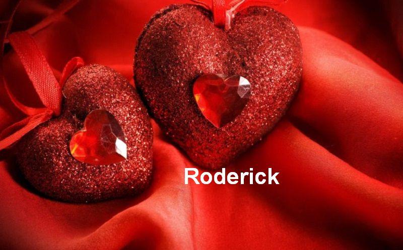 Bilder mit namen Roderick - Bilder mit namen Roderick