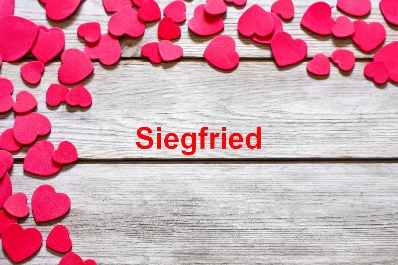 Bilder mit namen Siegfried - Bilder mit namen Siegfried