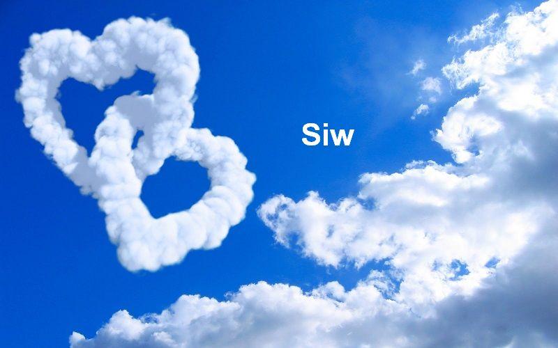 Bilder mit namen Siw - Bilder mit namen Siw