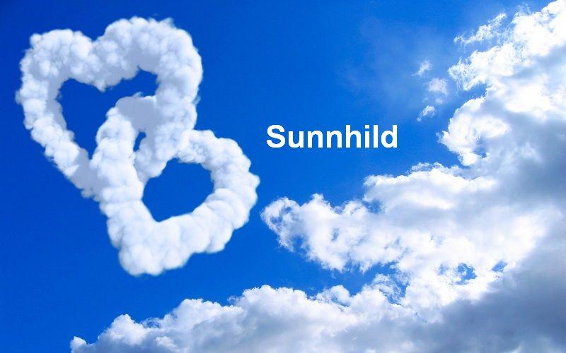 Bilder mit namen Sunnhild - Bilder mit namen Sunnhild