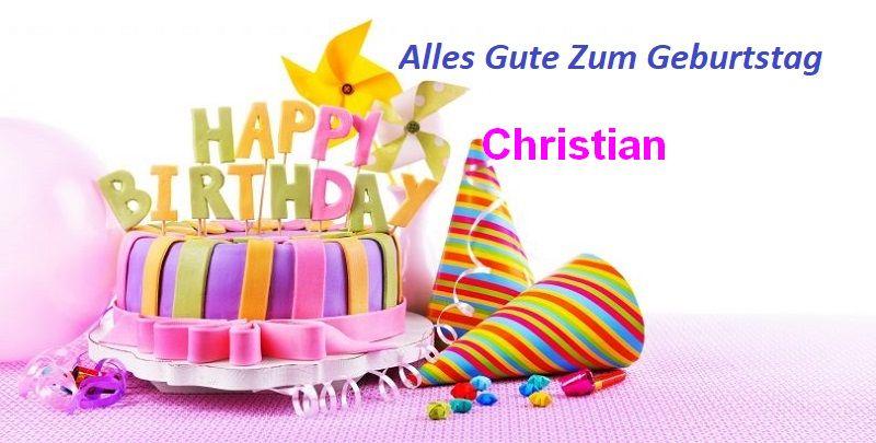 Geburtstagswünsche für Christian bilder - Geburtstagswünsche für Christianbilder