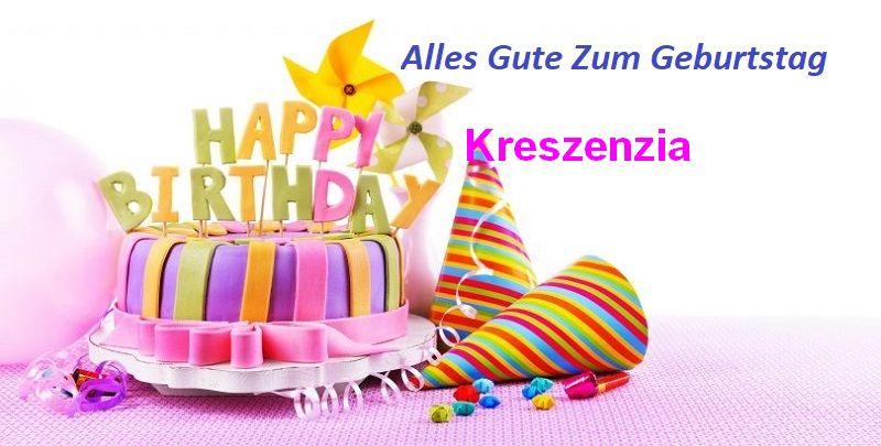 Geburtstagswünsche für Kreszenzia bilder - Geburtstagswünsche für Kreszenziabilder
