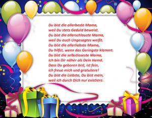 Geburtstagswünsche für Mama 300x233 - Geburtstagswünsche für Mama