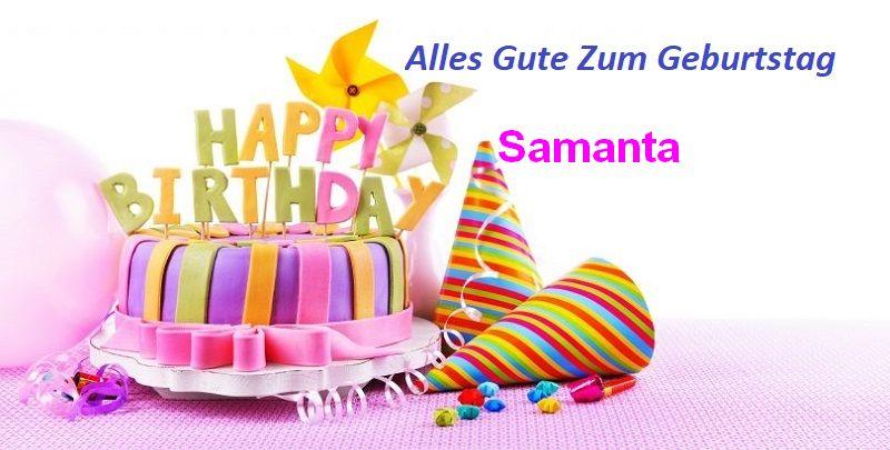 Geburtstagswünsche für Samantabilder - Geburtstagswünsche für Samanta bilder