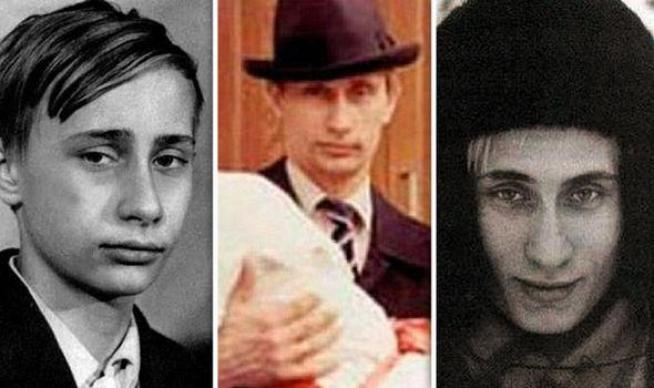 Putin 10 - 12 Vladimir Putin bilder