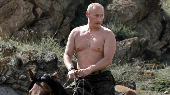 Putin 9 - 12 Vladimir Putin bilder