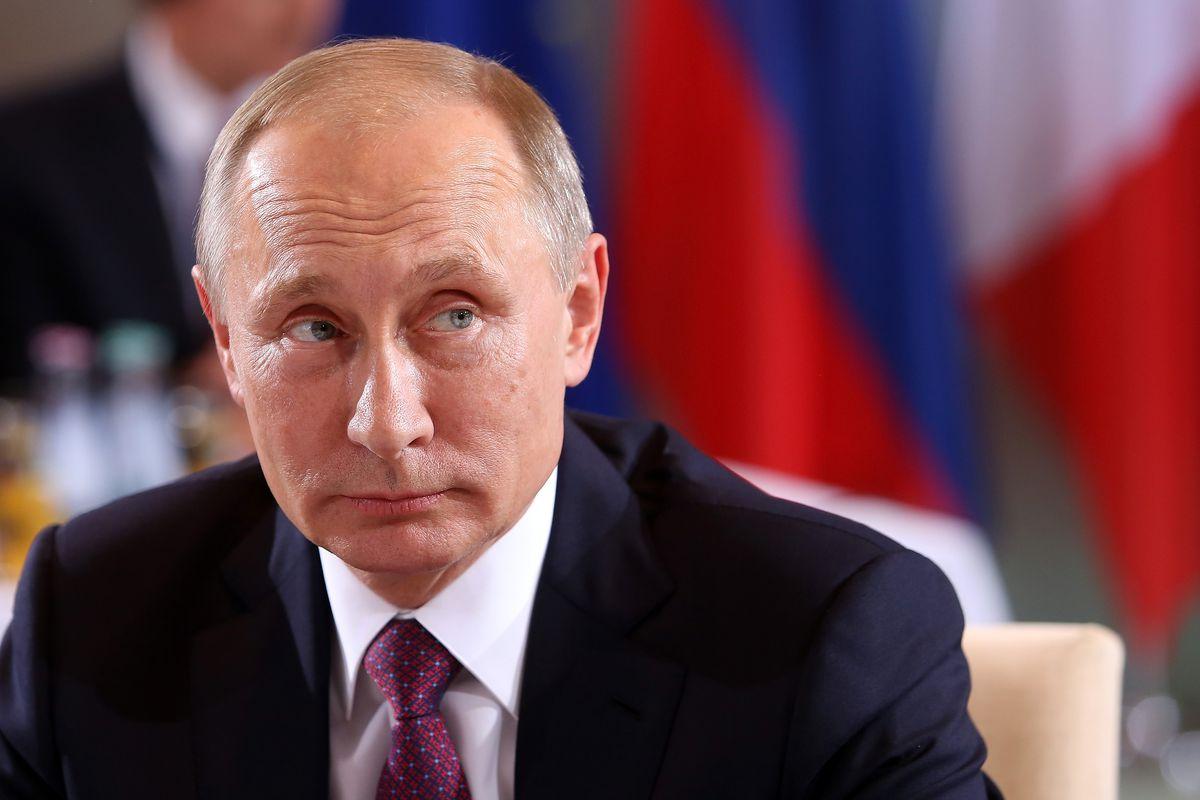 Putin - 12 Vladimir Putin bilder