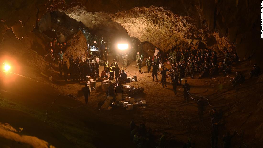 Thailand Höhle4 - Thailand Höhle Bilder
