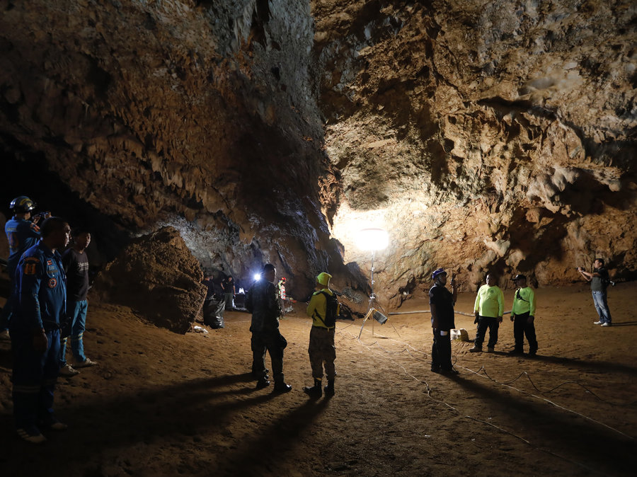 Thailand Höhle5 - Thailand Höhle Bilder