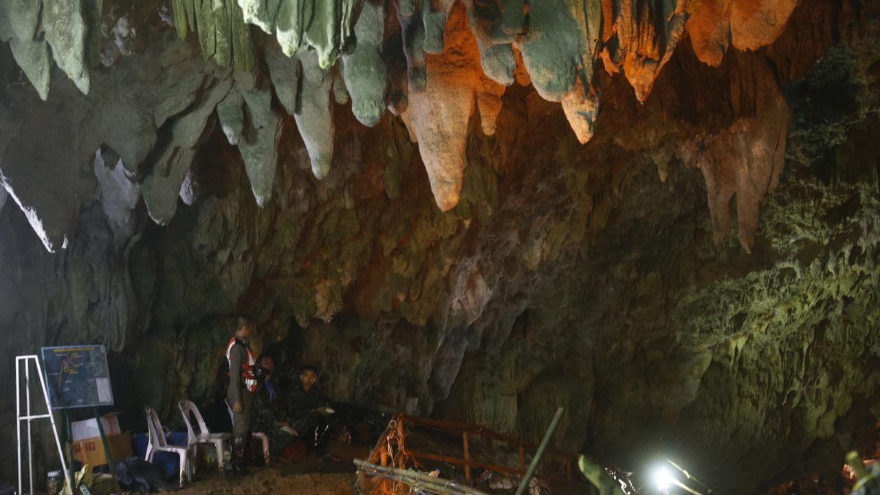 Thailand Höhle7 - Thailand Höhle Bilder