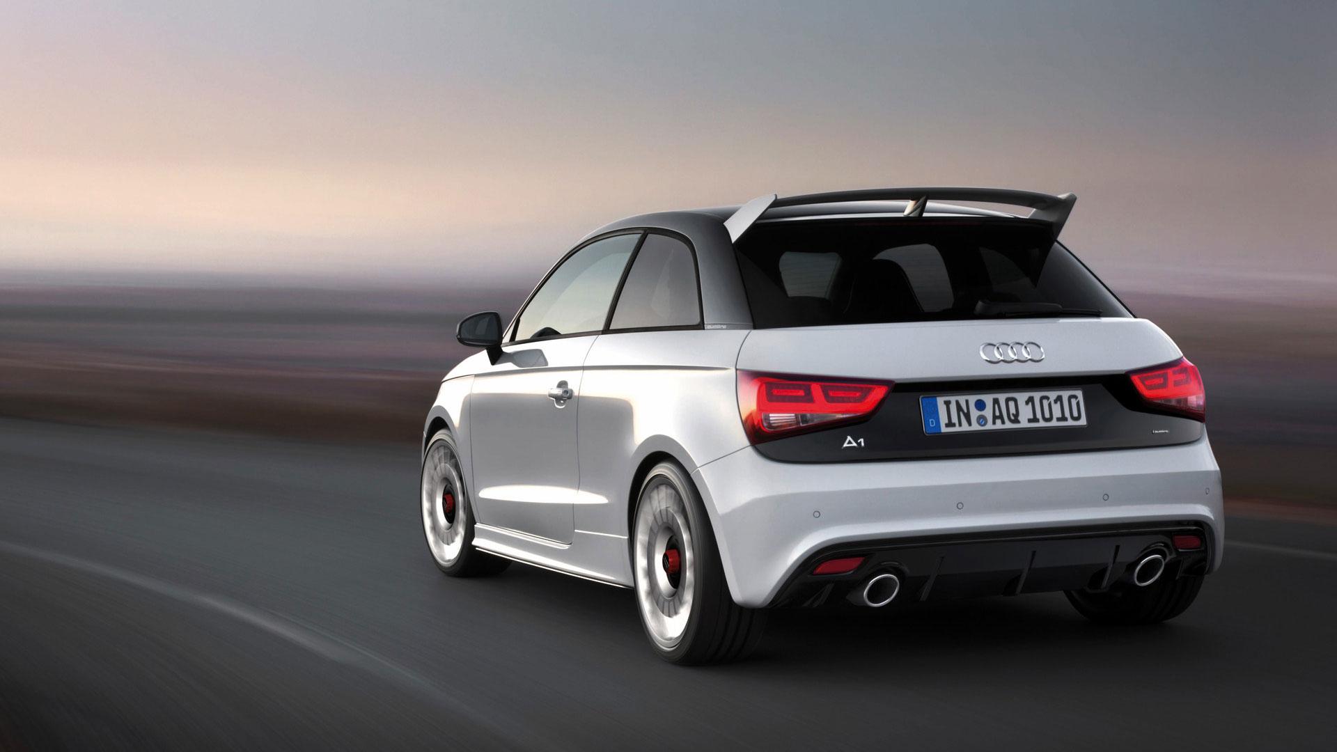 audi a1 neu 1 - Audi A1 neu bilder