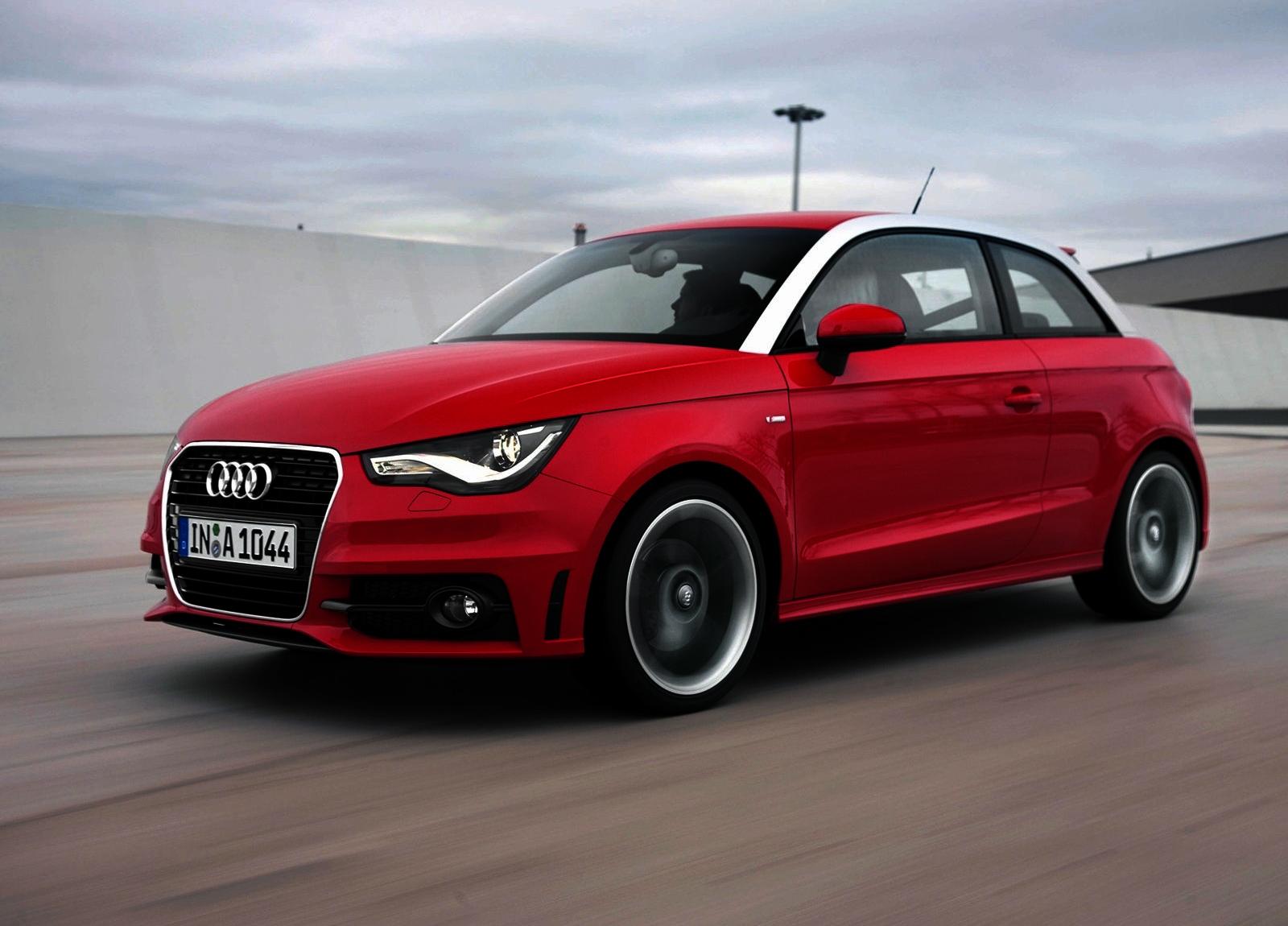 audi a1 neu 2 - Audi A1 neu bilder