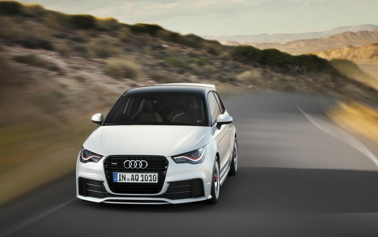 audi a1 neu 3 - Audi A1 neu bilder