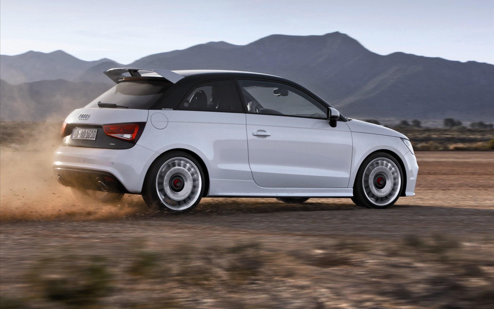 audi a1 neu 4 - Audi A1 neu bilder