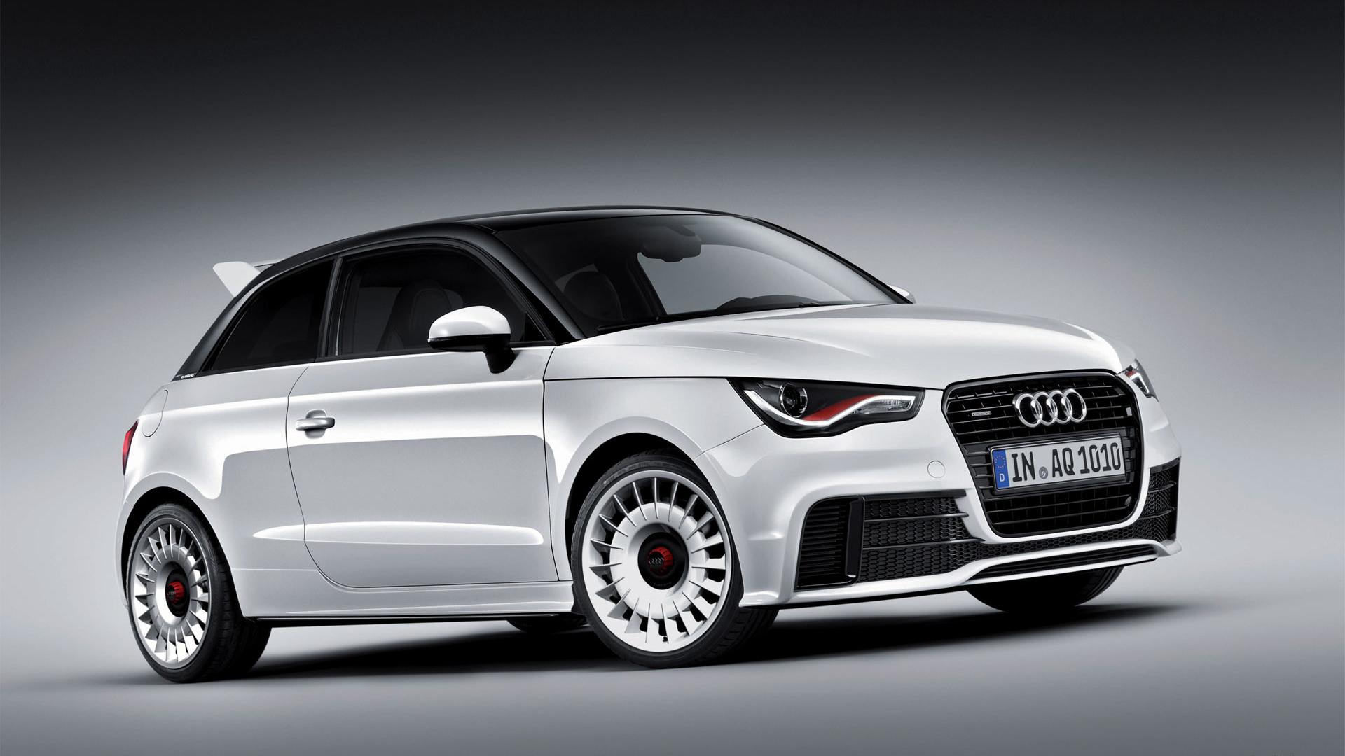 audi a1 neu 5 - Audi A1 neu bilder