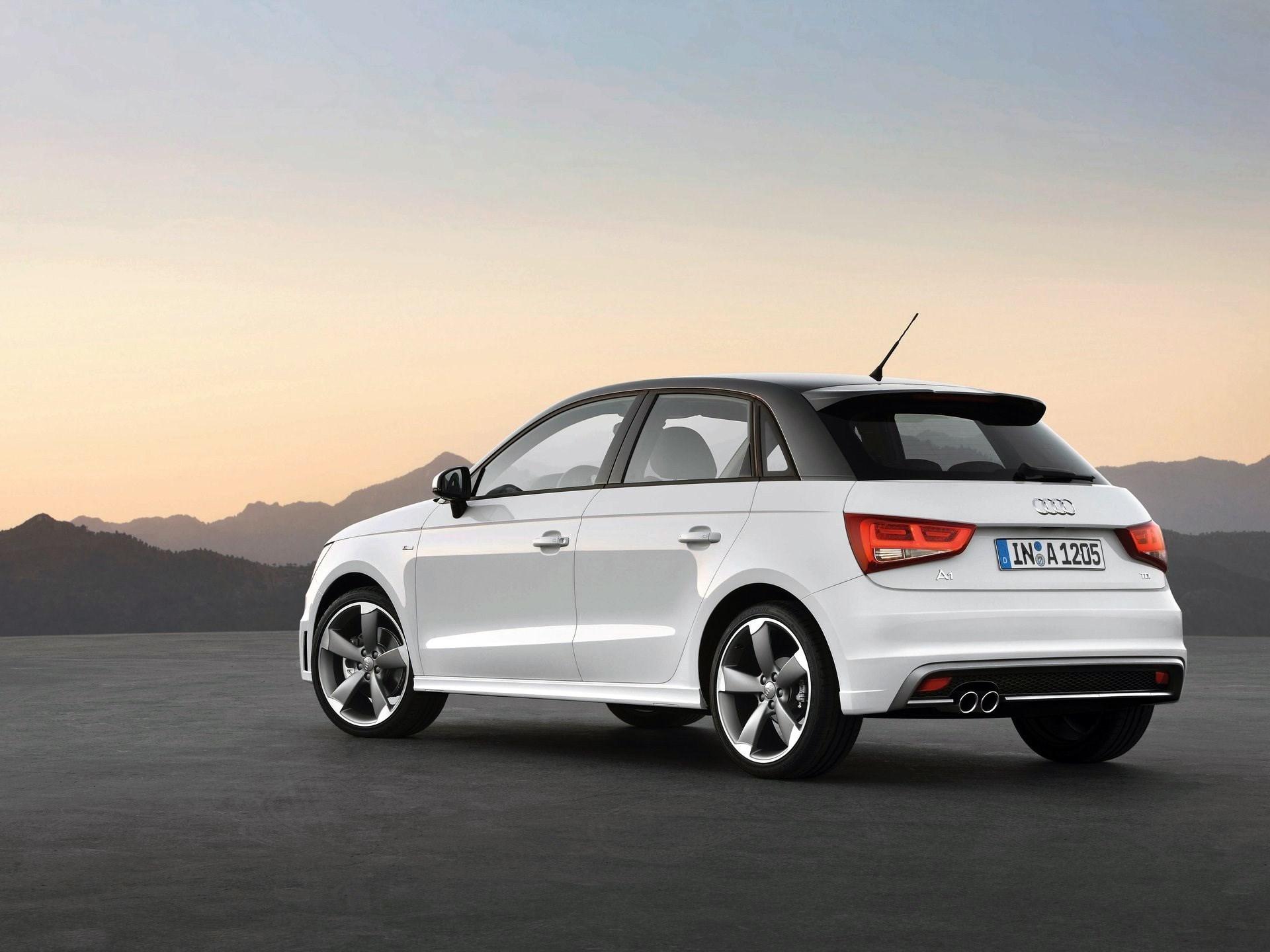 audi a1 neu 6 - Audi A1 neu bilder