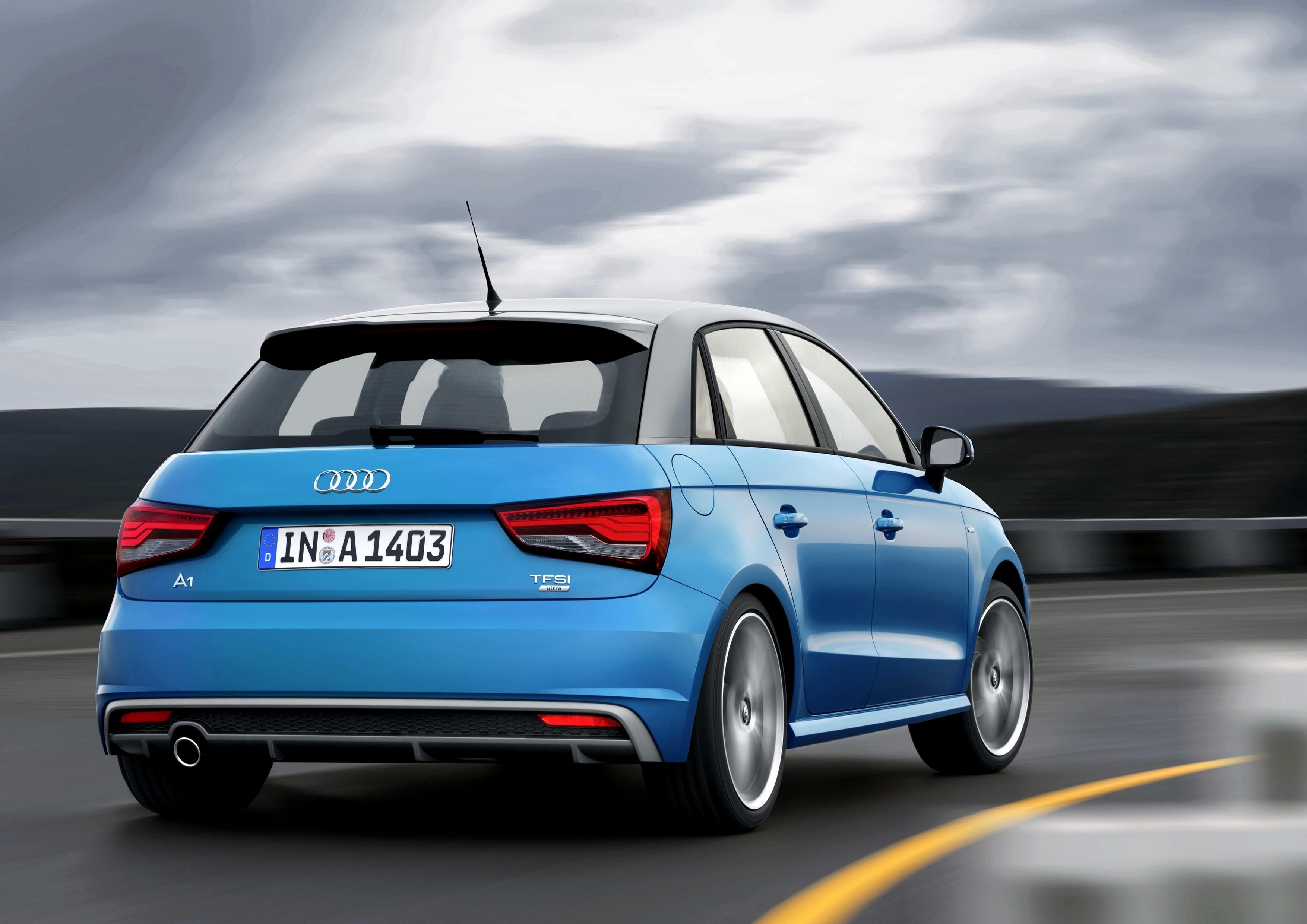 audi a1 neu 8 - Audi A1 neu bilder