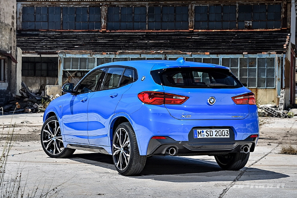 bmw x2 bilder 3 - BMW x2 bilder