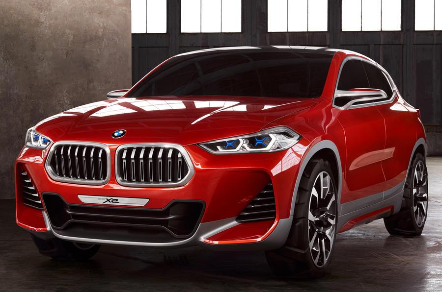 bmw x2 bilder - BMW x2 bilder