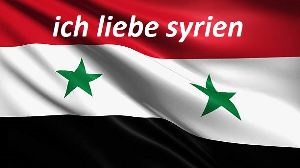 ich liebe syrien