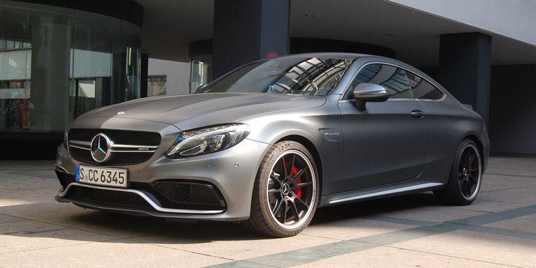 mercedes amg c63 s 1 - Mercedes amg c63 s bilder