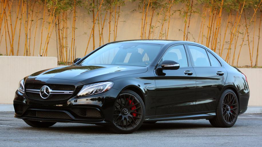 mercedes amg c63 s 4 - Mercedes amg c63 s bilder